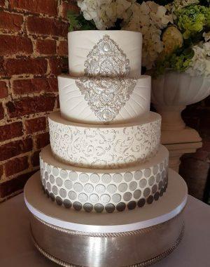 Wedding Cake - Wonder Cakes, Suffolk, Essex