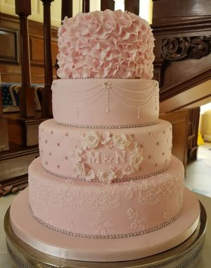Wedding Cakes by Wonder Cakes