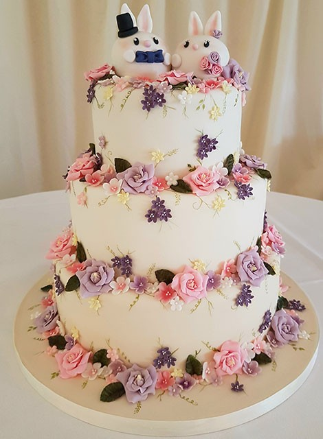 Wedding Cakes, Sudbury, Suffolk, Essex